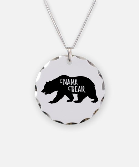 Mama Bear - Family Collectio Necklace