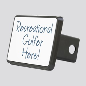 Recreational Golfer Hitch Cover