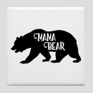 Mama Bear - Family Collection Tile Coaster