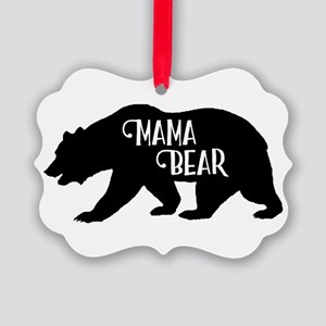 Mama Bear - Family Collection Picture Ornament