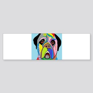 Mastiff Bumper Sticker