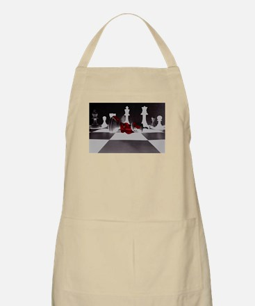 We don't take resignations! Apron