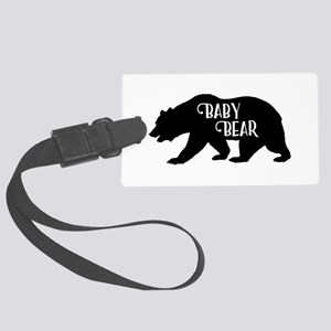 Baby Bear - Family Collection Large Luggage Tag