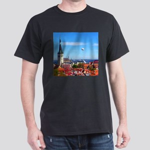 Flying Ball of the Sky T-Shirt