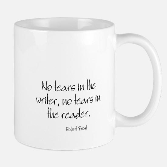 Robert Frost Quote Mugs
