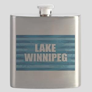 Lake Winnipeg Flask