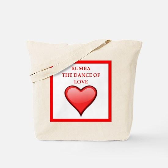 rumba Tote Bag
