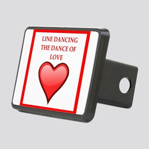 line dancing Hitch Cover