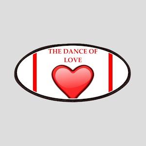 line dancing Patch