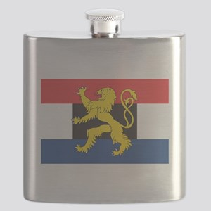 The Benelux Union Flask