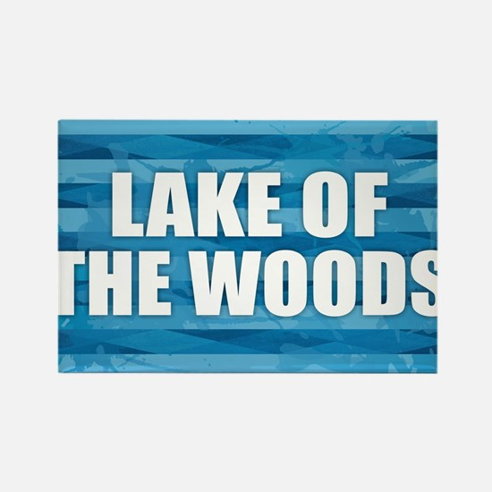 Lake of the Woods Magnets