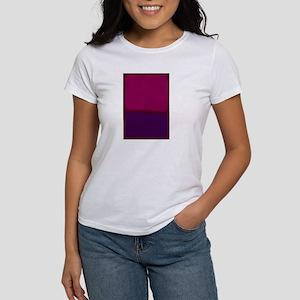 ROTHKO PURPLE HOT PINK T-Shirt