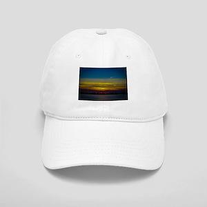 November Sunset Baseball Cap