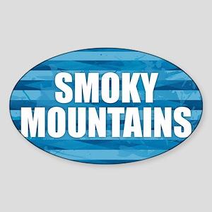Smoky Mountains Sticker