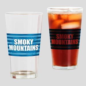 Smoky Mountains Drinking Glass