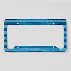 Blue Ridge Mountains License Plate Holder
