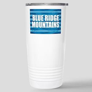 Blue Ridge Mountains Stainless Steel Travel Mug