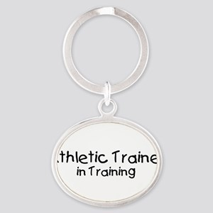 Athletic_Trainer Keychains