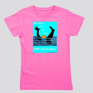 what happens under the water T-Shirt