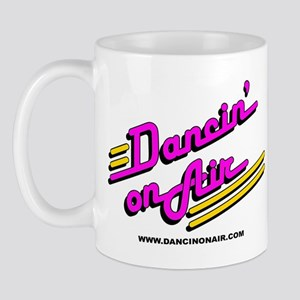 OFFICIAL DANCIN' ON AIR  SMALL MUG