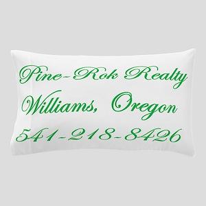 Pine-Rok Realty Pillow Case