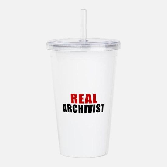 Real Archivist Acrylic Double-wall Tumbler
