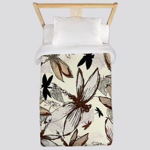 Dragonflies Twin Duvet
