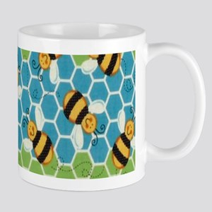 Honey Bee Mugs