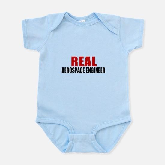 Real Aerospace engineer Infant Bodysuit
