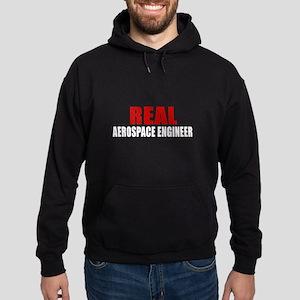 Real Aerospace engineer Hoodie (dark)