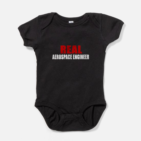 Real Aerospace engineer Baby Bodysuit