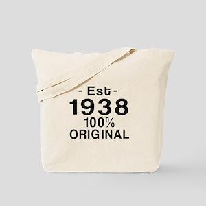 Est.Since 1938 Tote Bag