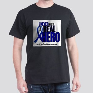 Never Knew A Hero 2 Blue (Daddy) T-Shirt
