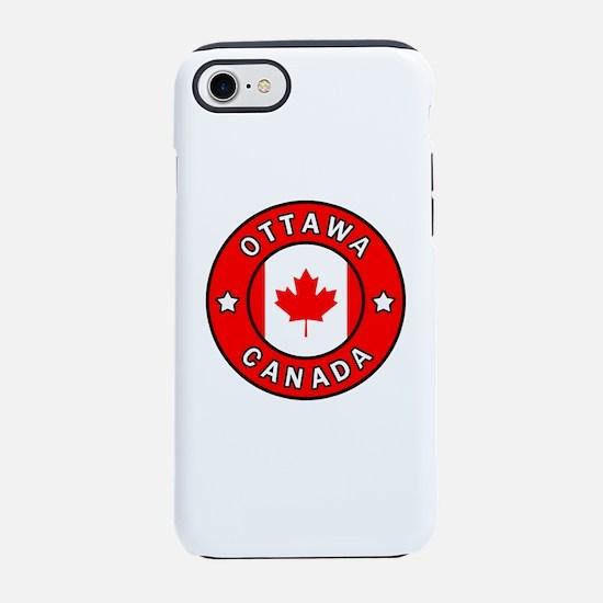 Ottawa Canada iPhone 8/7 Tough Case