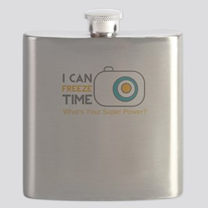 i can freeze time Flask