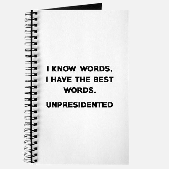 Unpresidented Journal