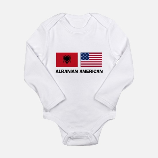Albanian American Body Suit