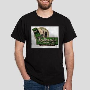 Sylvania Radio Tubes Ash Grey T-Shirt