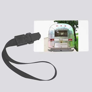 Vintage Airstream Collection Large Luggage Tag