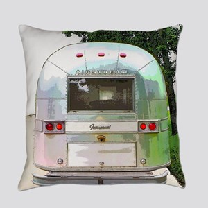 Vintage Airstream Collection Everyday Pillow