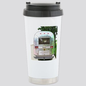 Vintage Airstream Colle Stainless Steel Travel Mug