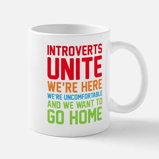 Cute Introverts Mug
