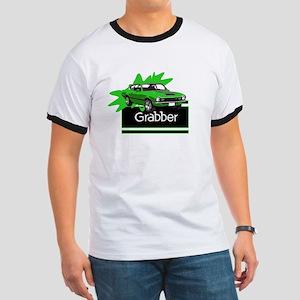Grabber Green Maverick Ringer T