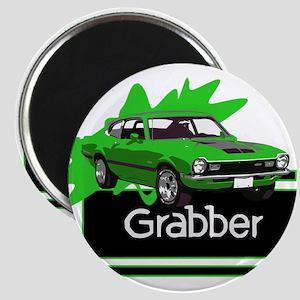 Grabber Green Maverick Magnet