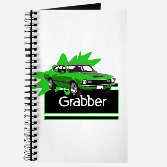 Grabber Green Maverick Journal