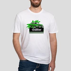 Grabber Green Maverick Fitted T-Shirt