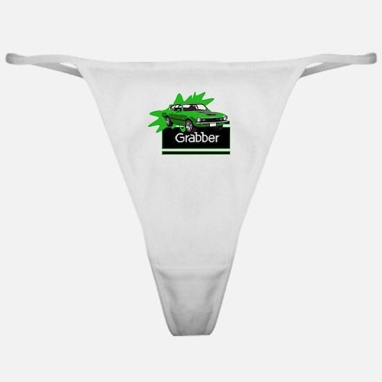 Grabber Green Maverick Classic Thong