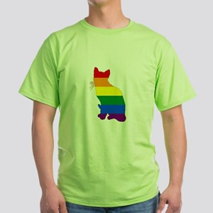 Rainbow Cat T-Shirt