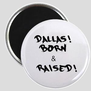 Dallas! Magnets