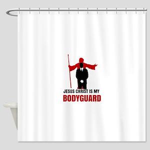 JCMYBG Shower Curtain